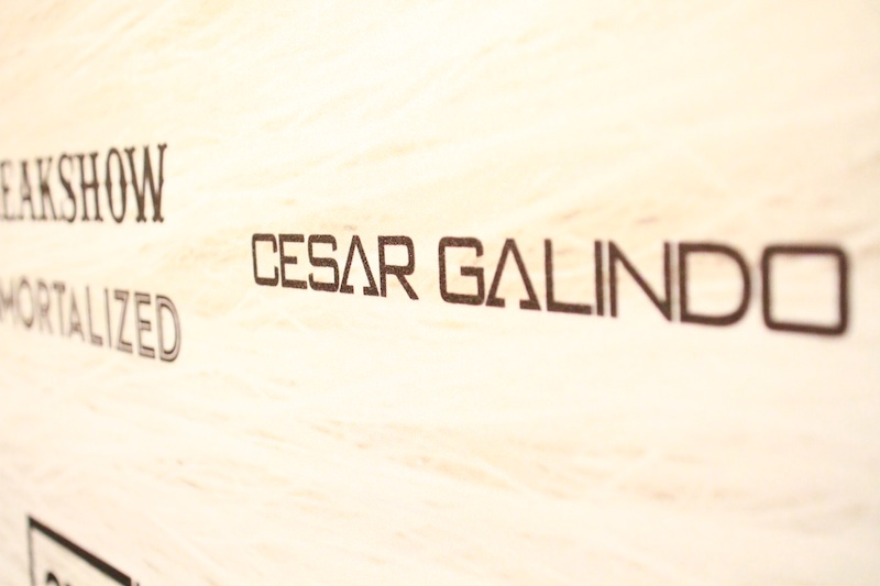AMC Presents Cesar Galindo Couture-2013