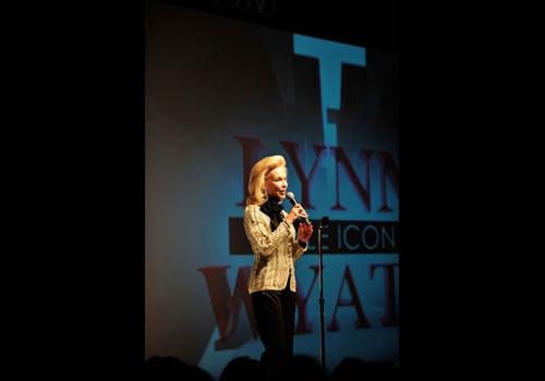 FH Day 4 Lynn Wyatt